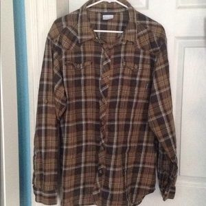 Columbia flannel
